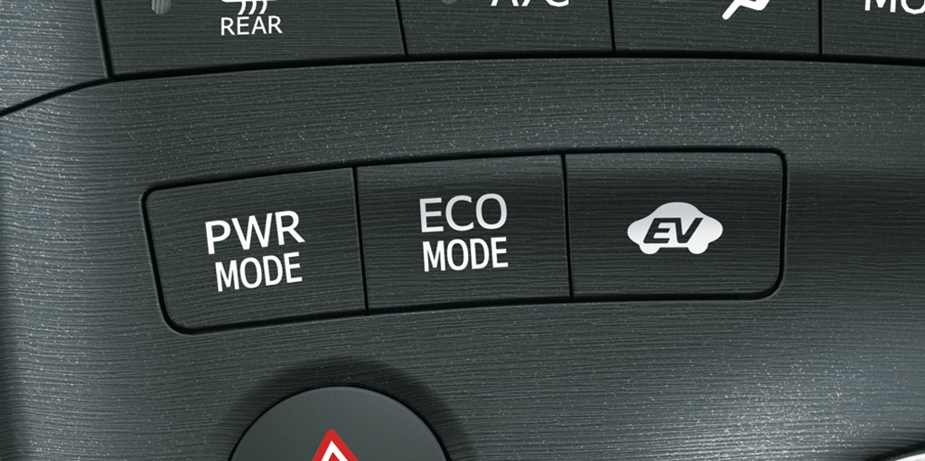 3 Drive Modes