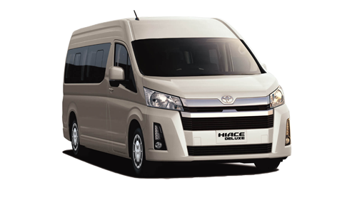 Hiace Delux