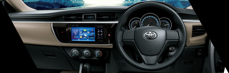 Toyota Corolla Altis 1 6 Cars Amp Mpvs Showroom Toyota